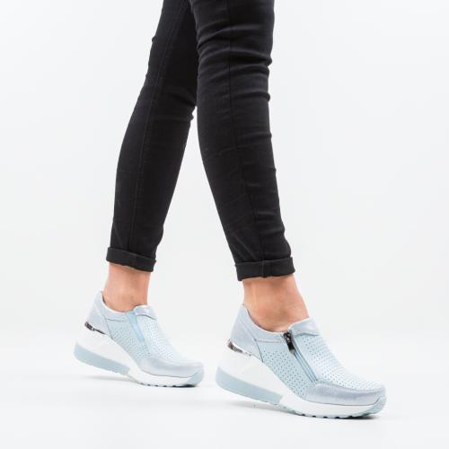 Pantofi Casual Lynsey Albastri - Incaltaminte casual femei - Casual