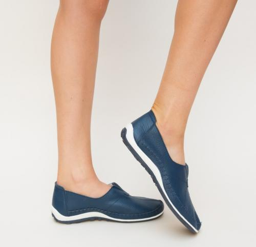 Pantofi Casual Mifi Bleumarin - Incaltaminte casual femei - Pantofi casual