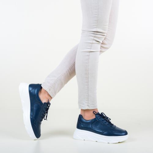 Pantofi Casual Nur Bleumarin - Incaltaminte casual femei - Pantofi casual