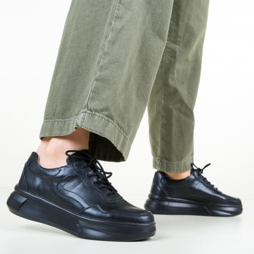 Pantofi Casual Peters Negri - Incaltaminte casual femei - Pantofi casual