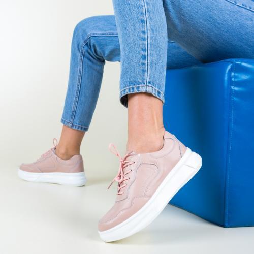 Pantofi Casual Peters Roz - Incaltaminte casual femei - Pantofi casual