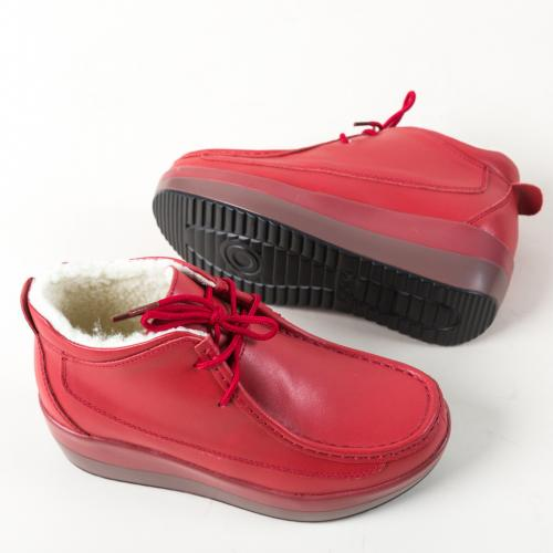 Pantofi Casual Ryhko Rosii - Incaltaminte casual femei - Pantofi casual