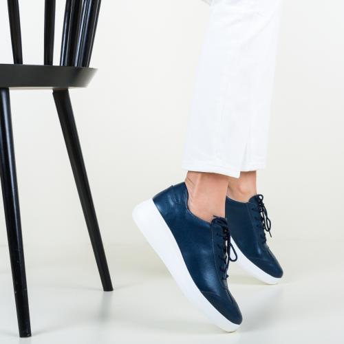 Pantofi Casual Sash Bleumarin - Incaltaminte casual femei - Pantofi casual