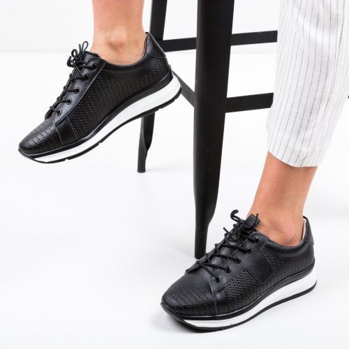 Pantofi Casual Trent Negri - Incaltaminte casual femei - Casual