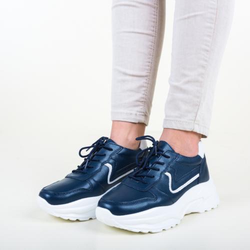 Pantofi Casual Walsh Bleumarin - Incaltaminte casual femei - Pantofi casual