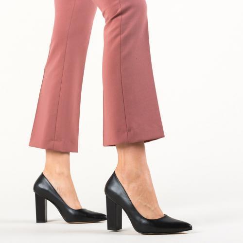 Pantofi Cuba Negri - Pantofi eleganti -