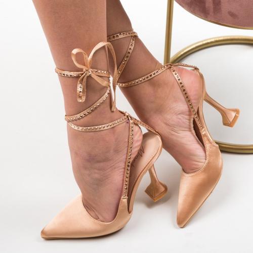 Pantofi Freja Roz - Pantofi eleganti -
