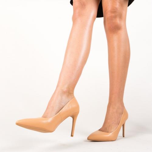 Pantofi Jaidon Nude - Pantofi eleganti - Pantofi cu toc subtire