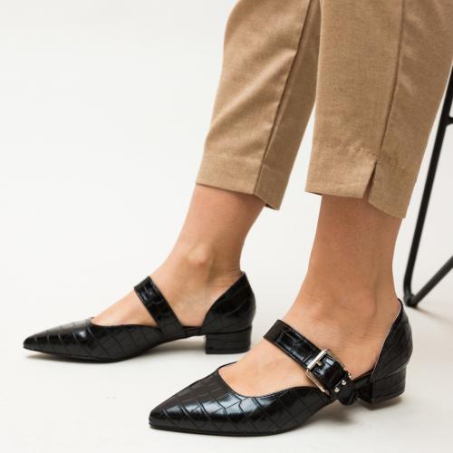 Pantofi Jakub Negri - Pantofi eleganti - Pantofi cu toc gros