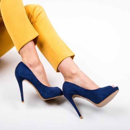 Pantofi Jayce Bleumarin - Pantofi eleganti -