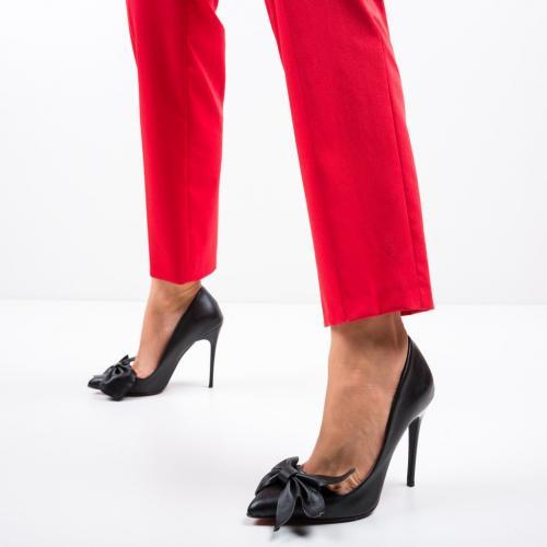 Pantofi Juanita Negri 3 - Pantofi eleganti -