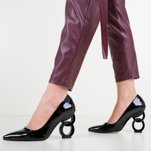Pantofi Simoni Negri 2 - Pantofi eleganti - Pantofi cu toc subtire