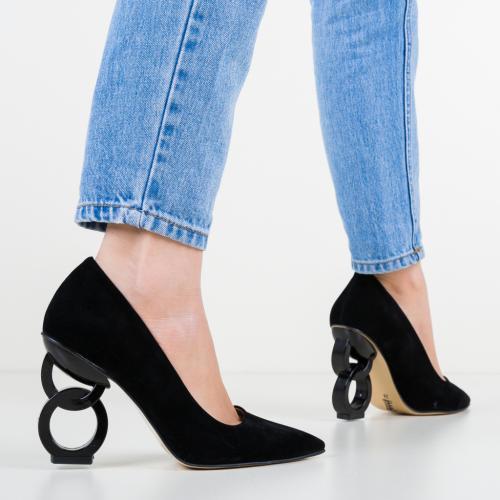 Pantofi Simoni Negri - Pantofi eleganti - Pantofi cu toc subtire