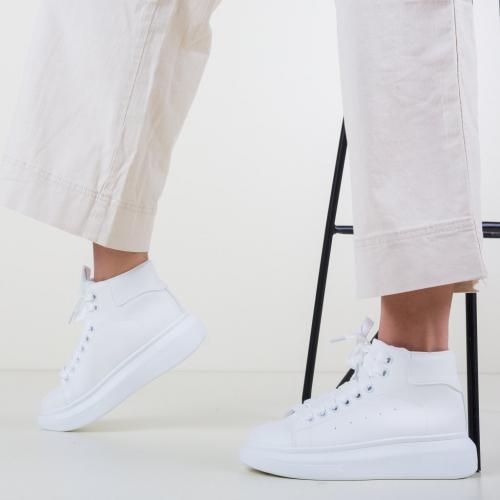 Pantofi Sport Alemjo Albi - Incaltaminte sport dama -