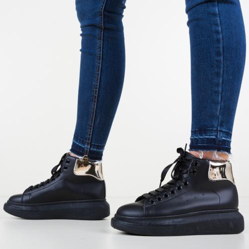 Pantofi Sport Alemjo Negri - Incaltaminte sport dama -