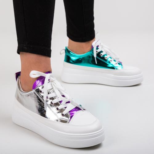 Pantofi Sport Bayno Multi - Incaltaminte sport dama -