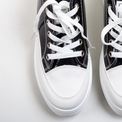 Pantofi Sport Bayno Negri - Incaltaminte sport dama -