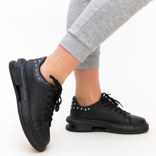 Pantofi Sport Botega Negri - Incaltaminte sport dama -
