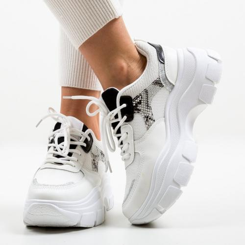 Pantofi Sport Cara Albi - Incaltaminte sport dama -