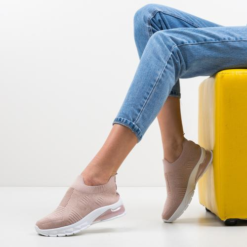 Pantofi Sport Kaison Roz - Incaltaminte sport dama -