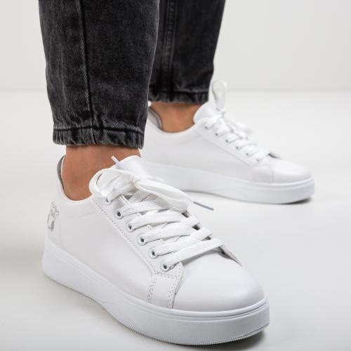 Pantofi Sport Leon Albi - Incaltaminte sport dama -