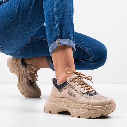 Pantofi Sport Mcleod Bej - Incaltaminte sport dama -