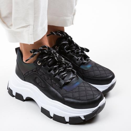 Pantofi Sport Mcleod Negri - Incaltaminte sport dama -