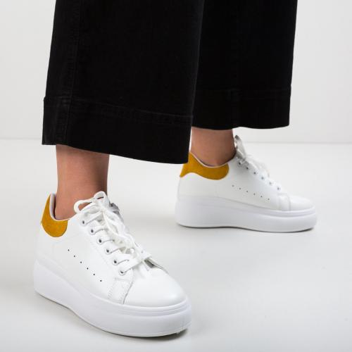 Pantofi Sport Noa Galbeni - Incaltaminte sport dama -