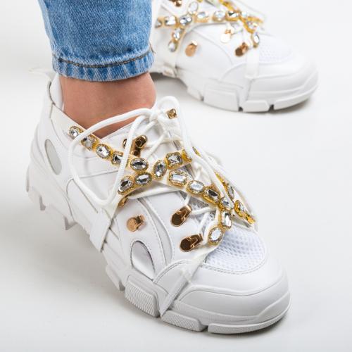 Pantofi Sport Sears Albi - Incaltaminte sport dama -