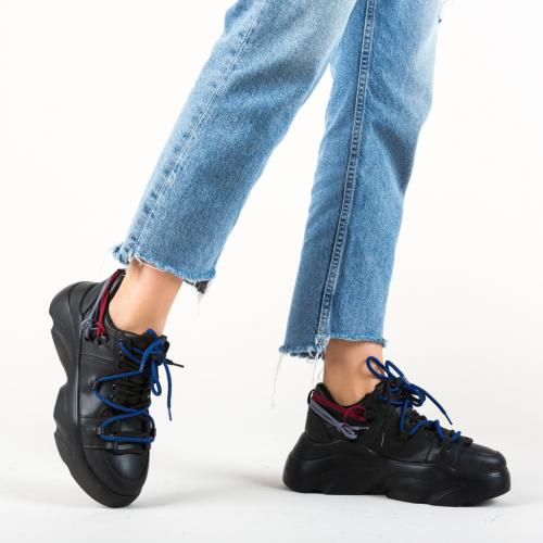 Pantofi Sport Siret Negri - Incaltaminte sport dama -