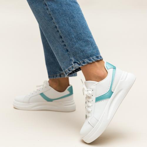 Pantofi Sport Stokes Albastri - Incaltaminte sport dama -