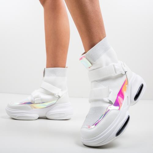 Pantofi Sport Tina Albi - Incaltaminte sport dama -