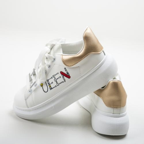Pantofi Sport Ueen Albi - Incaltaminte sport dama -