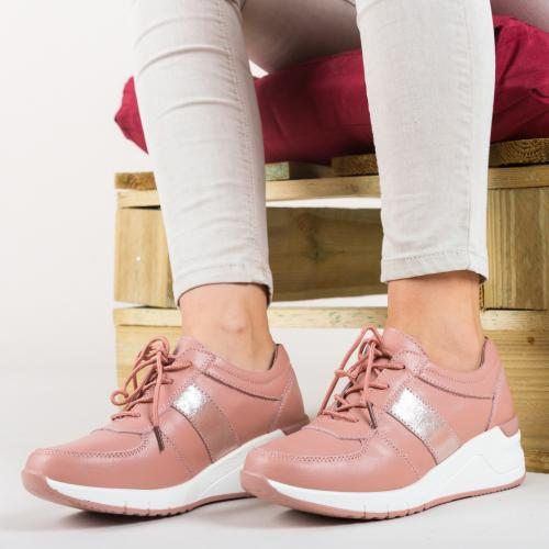 Pantofi Sport Yusha Roz - Incaltaminte casual femei - Casual