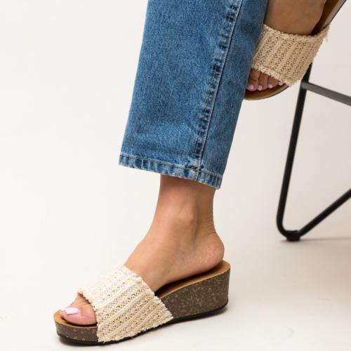 Papuci Otineli Bej - Sandale dama ieftine - Slapi