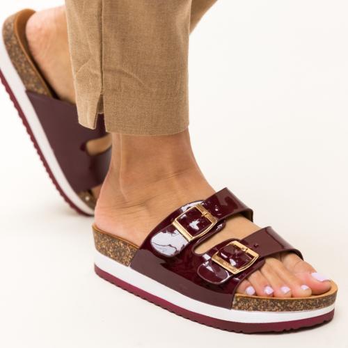 Papuci Rodiam Maro - Sandale dama ieftine - Slapi
