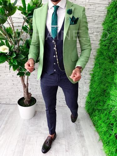 Tinuta barbati smart casual A4946 - Imbracaminte barbati - Smart casual