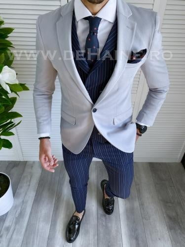 Tinuta barbati smart casual B4014 - Imbracaminte barbati - Smart casual