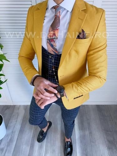 Tinuta barbati smart casual B4040 - Imbracaminte barbati - Smart casual