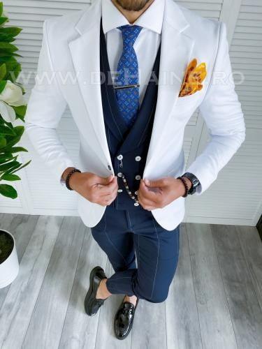 Tinuta barbati smart casual B4071 - Imbracaminte barbati - Smart casual