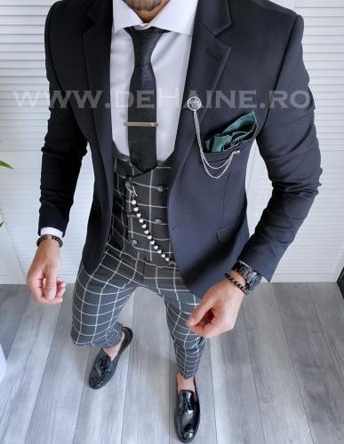Tinuta barbati smart casual B4077 - Imbracaminte barbati - Smart casual