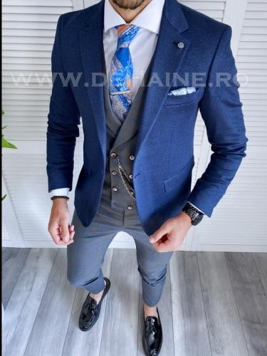 Tinuta barbati smart casual B4082 - Imbracaminte barbati - Smart casual