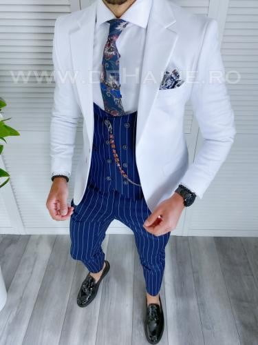 Tinuta barbati smart casual B4085 - Imbracaminte barbati - Smart casual