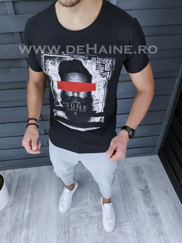 Tricou barbati slim fit ZR A9593 47-21* - Tricouri barbati -