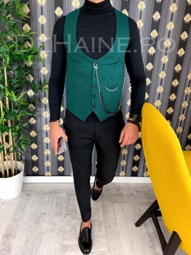 Vesta barbati eleganta ZR A2043 O4-4 - Imbracaminte barbati - Veste elegante